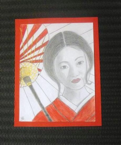 Japonaise, HB/P