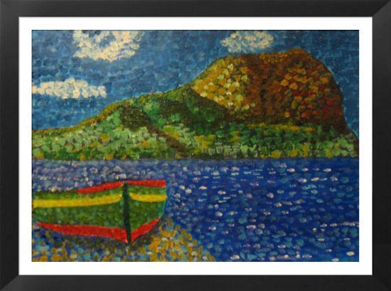 Barque mauricienne, HB/P