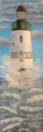 Phare in the storm, HB/P